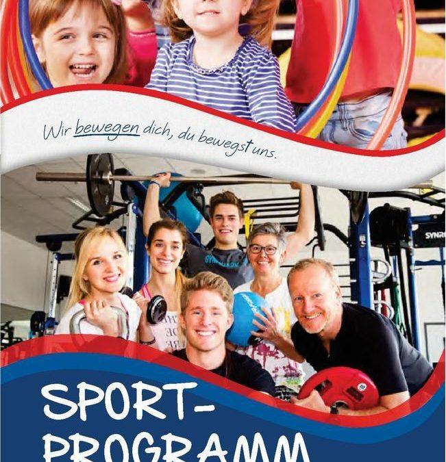 Neues Sportprogramm