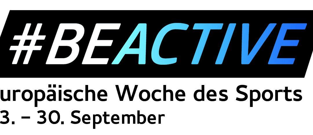 #BEACTIVE – Europäische Woche des Sports kommt nach Falkensee!