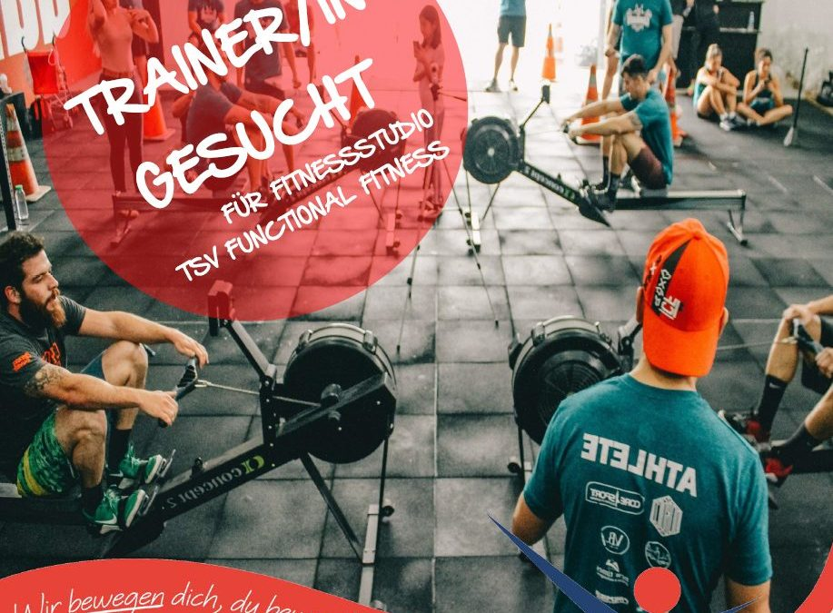 TSV FunFit – Trainer gesucht!